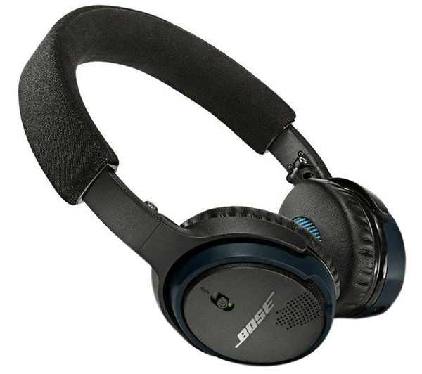bose soundlink wireless bluetooth headphones black deals pc world. Black Bedroom Furniture Sets. Home Design Ideas