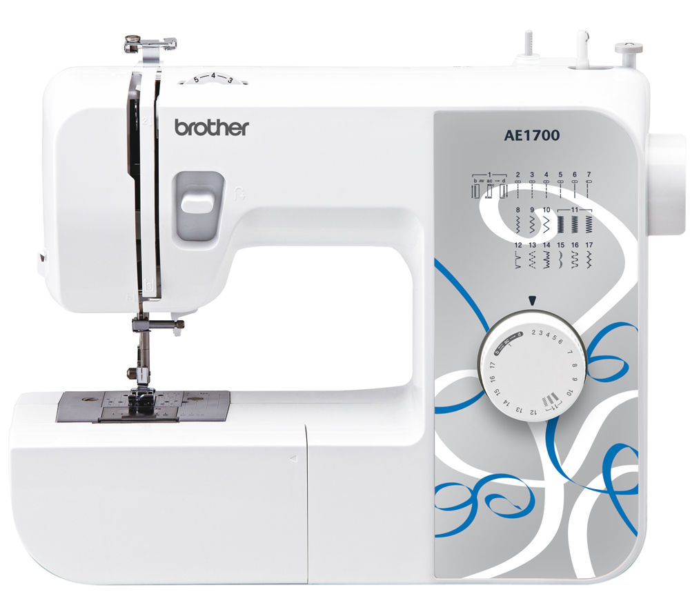 buy brother ae1700 sewing machine free delivery currys. Black Bedroom Furniture Sets. Home Design Ideas