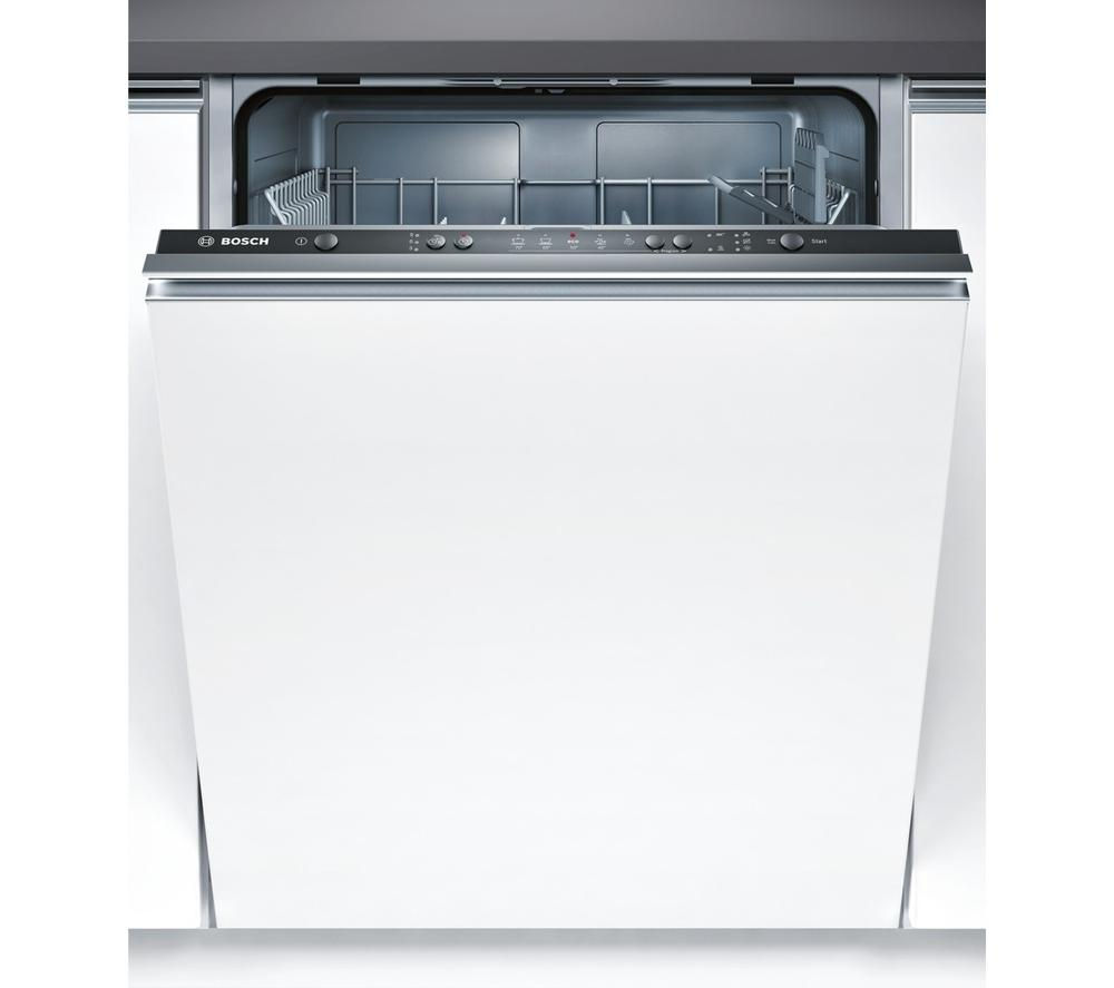 BOSCH SMV50C10GB Full-size Integrated Dishwasher