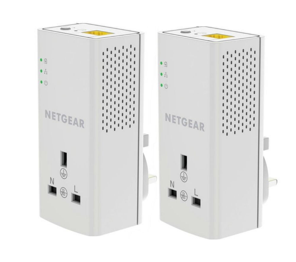 Netgear PLP1200-100UKS Powerline Adapter