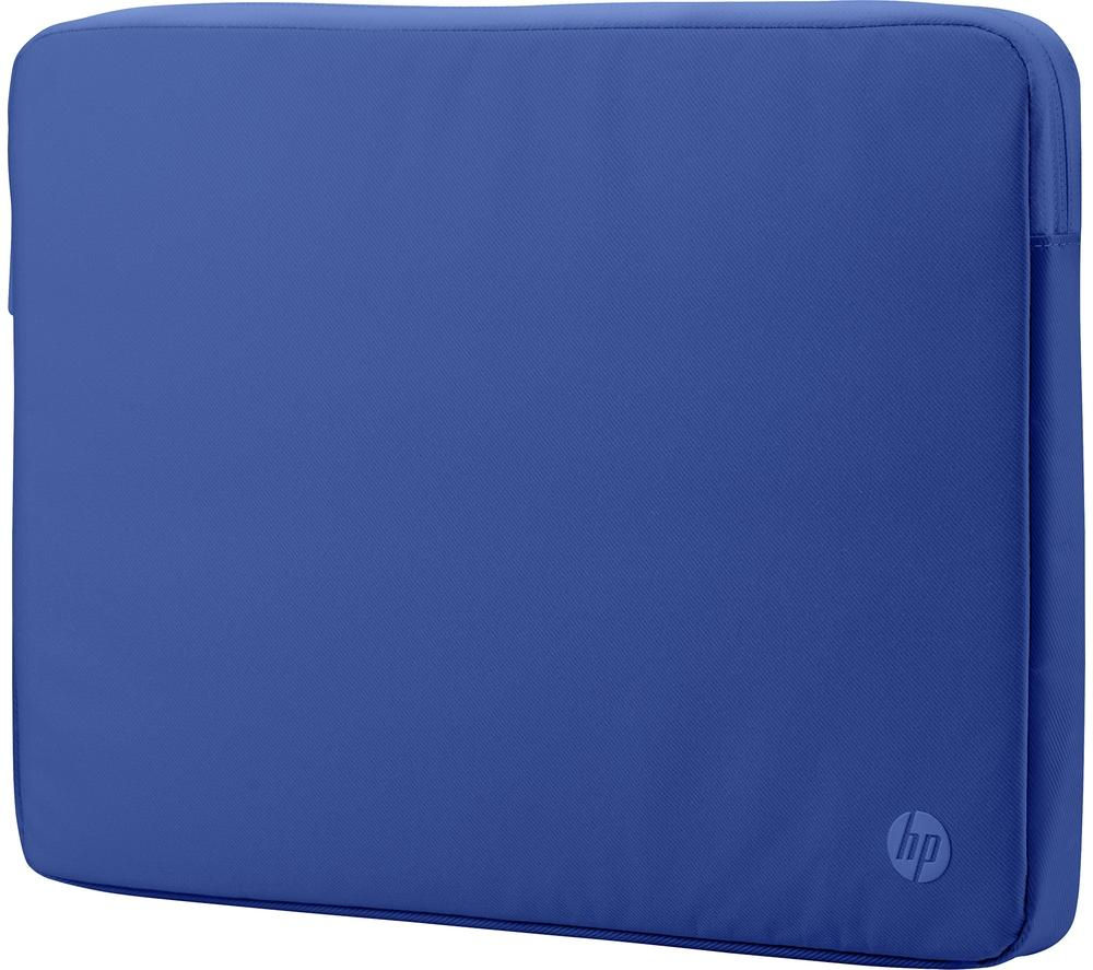 "Image of HP Spectrum 15.6"" Laptop Sleeve - Cobalt Blue, Blue"