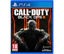 PLAYSTATION 4 Call of Duty: Black Ops III - for PS4