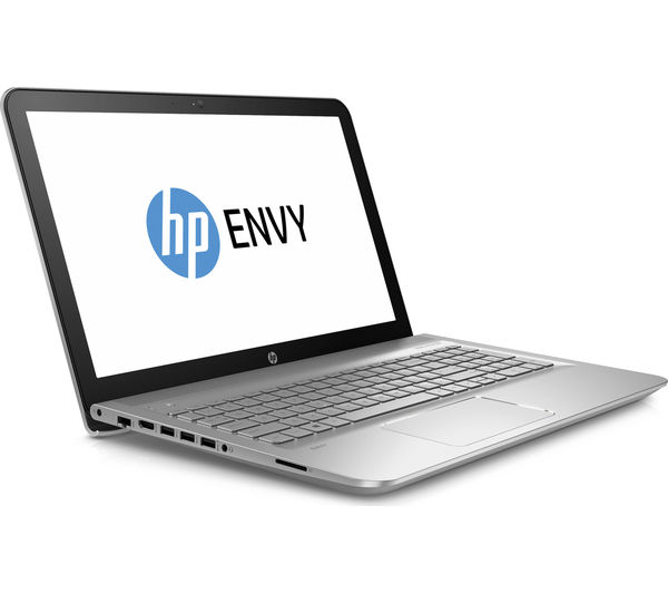 buy hp envy 15 ah150sa 15 6 laptop silver free delivery currys. Black Bedroom Furniture Sets. Home Design Ideas