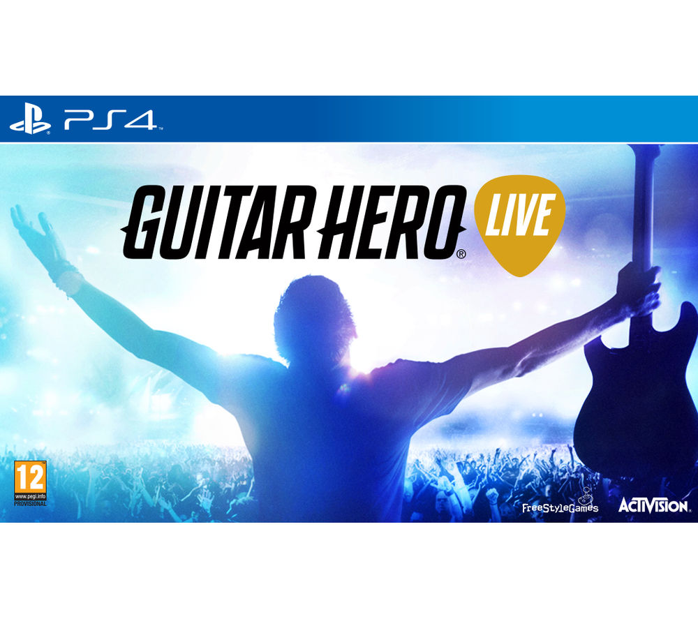 PLAYSTATION 4 Guitar Hero Live
