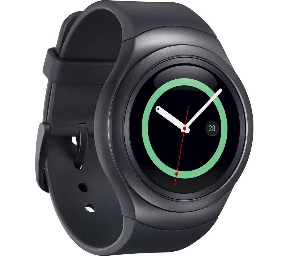 SAMSUNG Gear S2 Smartwatch - Dark Grey