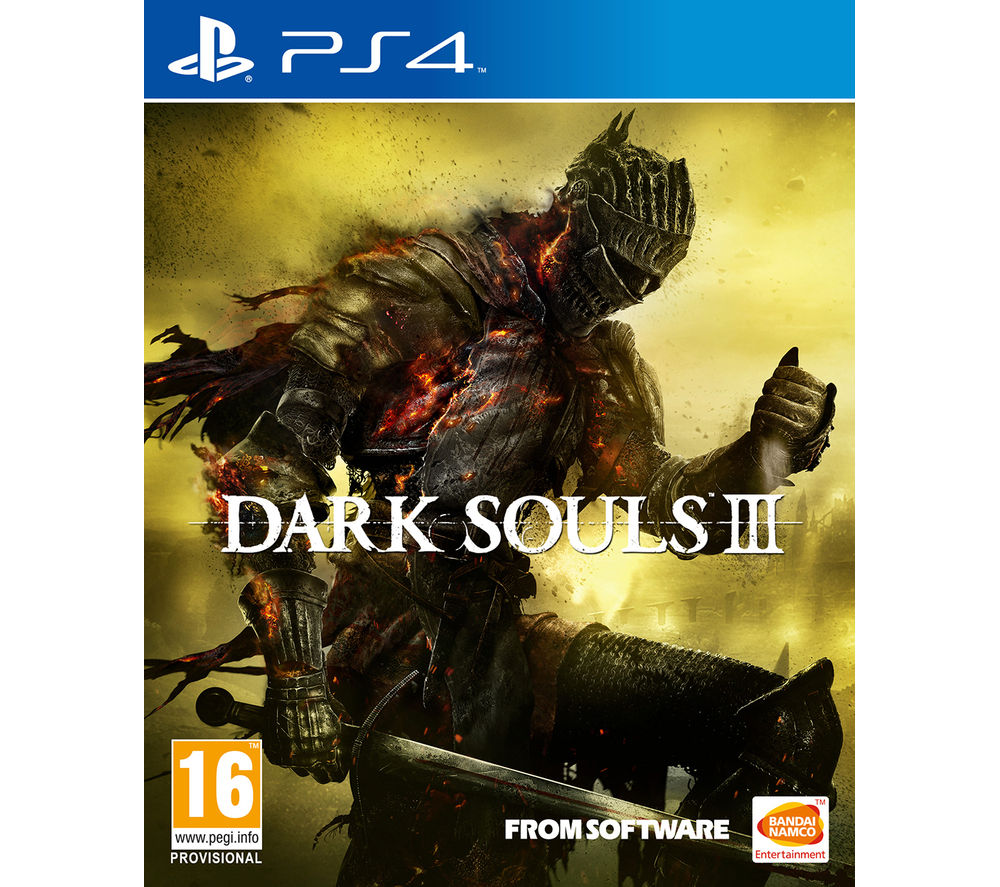 PLAYSTATION 4 Dark Souls III
