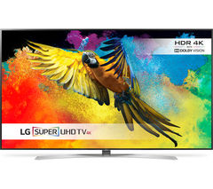 "LG 86UH955V Smart 3D 4k Ultra HD HDR 86"" LED TV"
