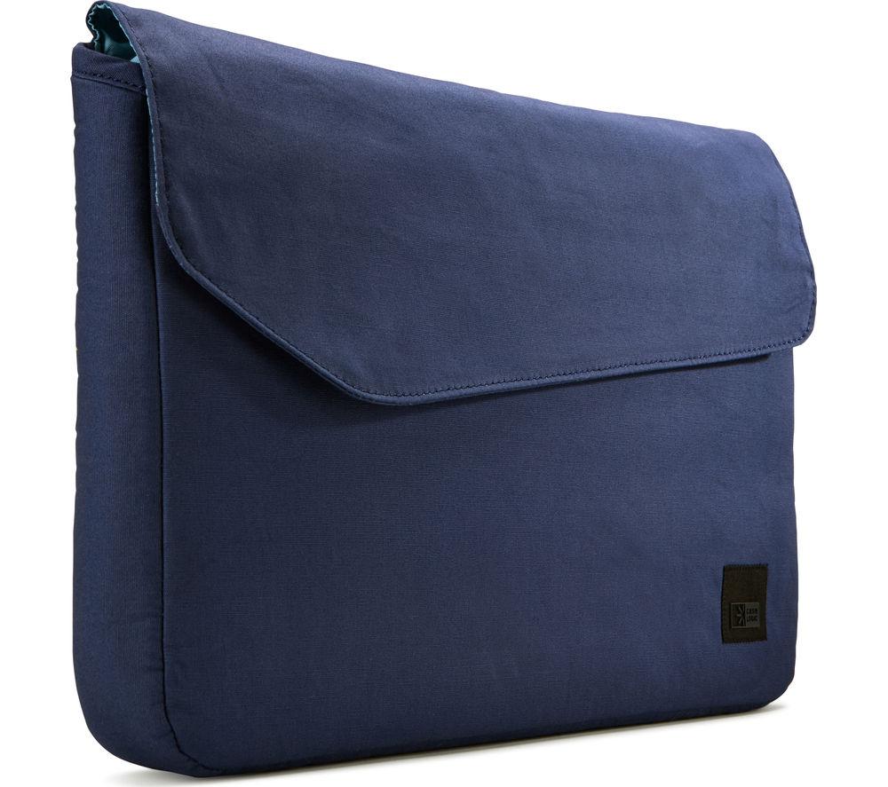 """Image of Case Logic LODO 11.6"""" Laptop Sleeve - Blue"""