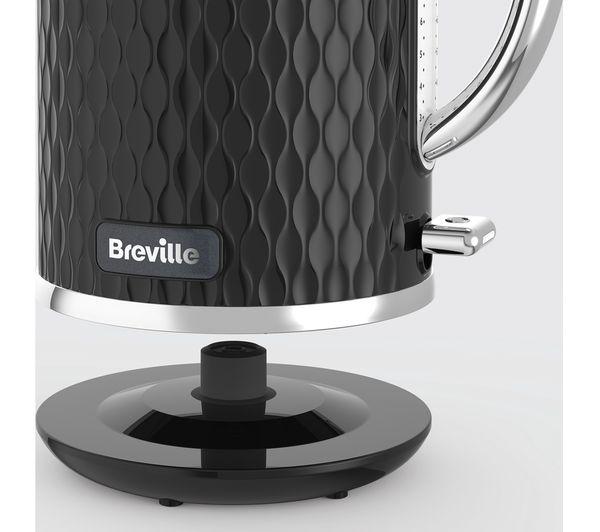Buy Breville Curve Vkt017 Jug Kettle Black Free