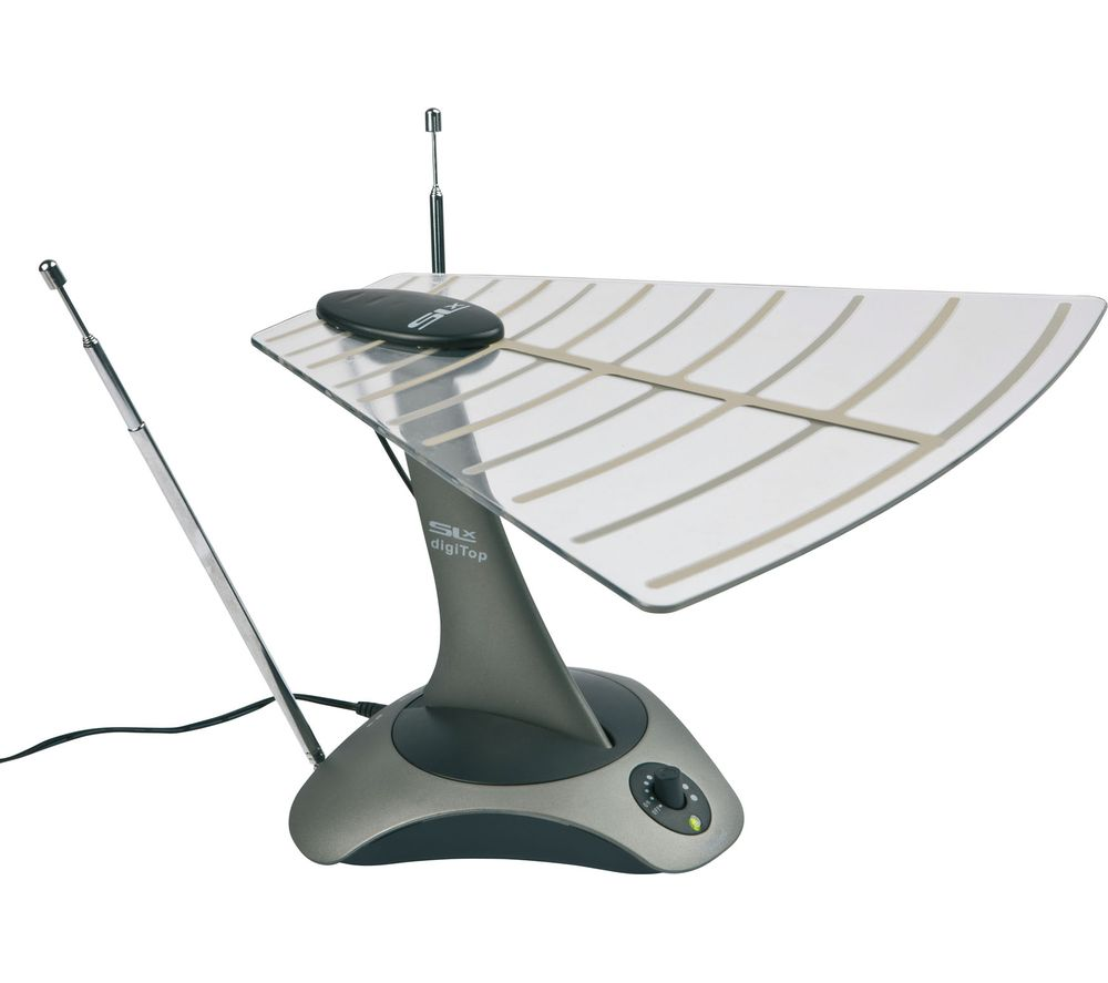 SLX  Digitop Amplified Indoor TV Aerial