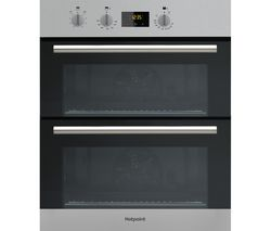 HOTPOINT DD2 540 IX Electric Double Oven - Stainless Steel