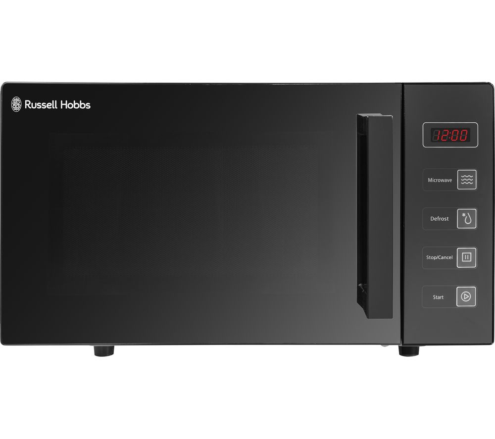 RUSSELL HOBBS  RHEM2301B Solo Microwave  Silver Silver