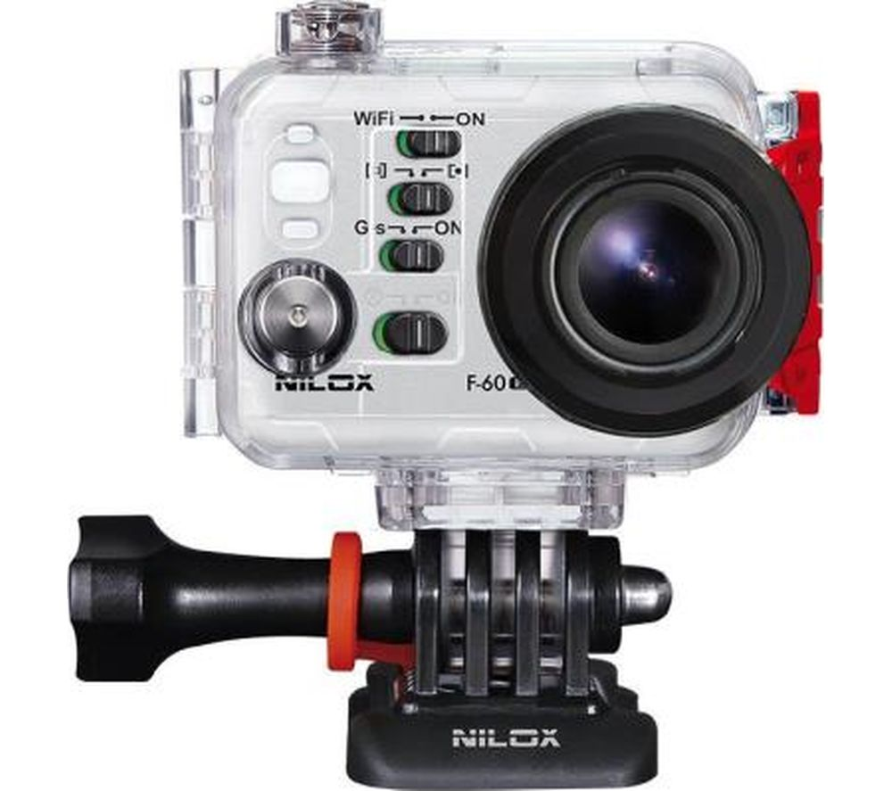 NILOX Evo MM93 Action Camcorder - Silver