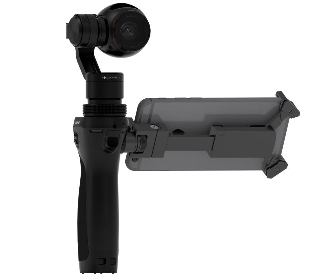 DJI Osmo 4K Ultra HD Action Camcorder - Black