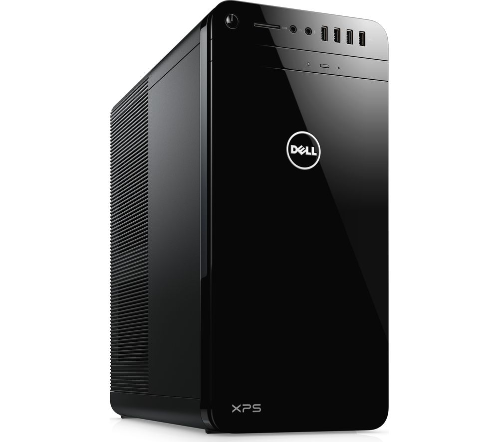 DELL XPS 8920 Desktop PC + Office 365 Home + LiveSafe Unlimited 2017 - 1 year