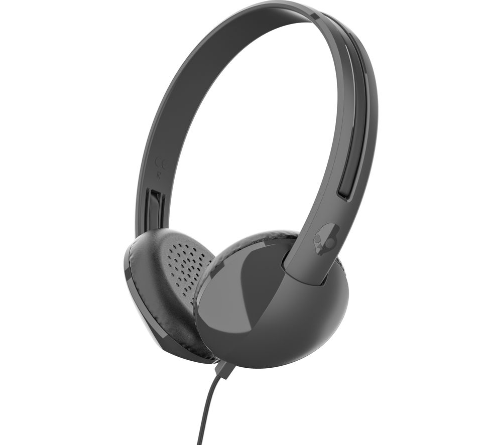 SKULLCANDY STIM On-ear Headphones - Black