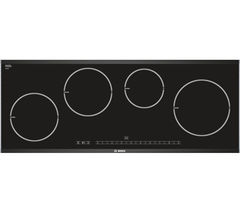 BOSCH Logixx PIE975N14E Induction Hob - Black