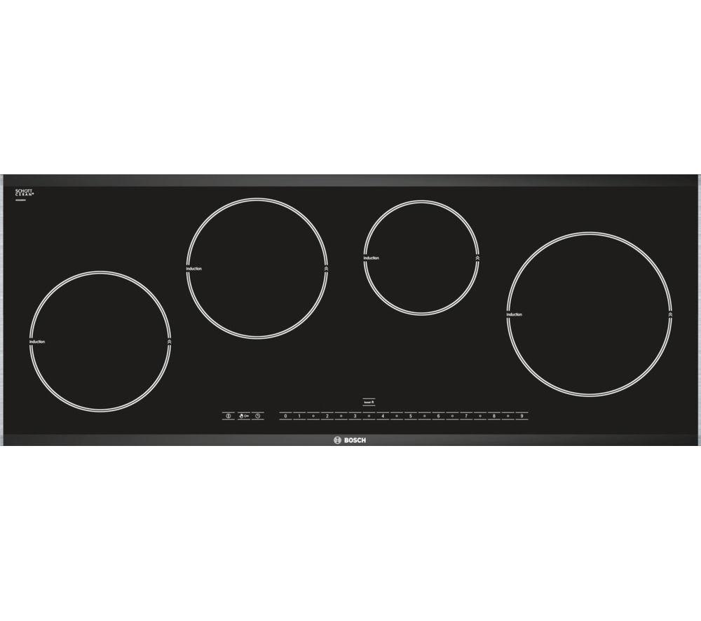 Buy Bosch Logixx Pie975n14e Induction Hob Black Free