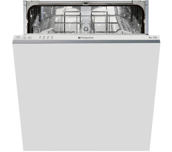 HOTPOINT LTB 4M116 Full-size Integrated Dishwasher