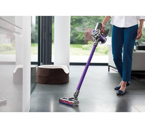 Buy Dyson Dc59 Animal Cordless Vacuum Cleaner Nickel