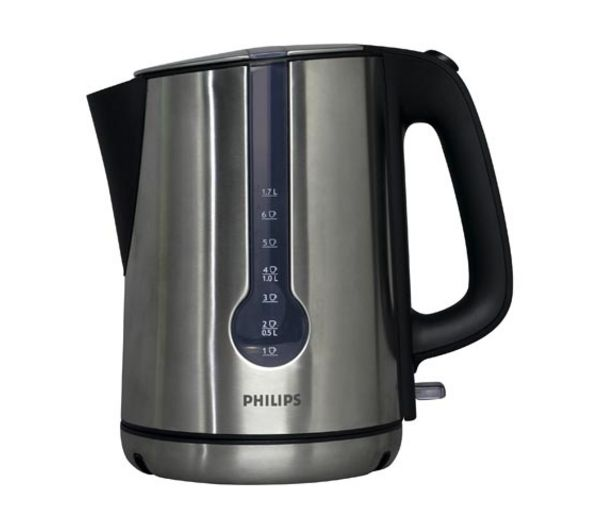 PHILIPS HD4671-60 Jug Kettle - Brushed Stainless Steel