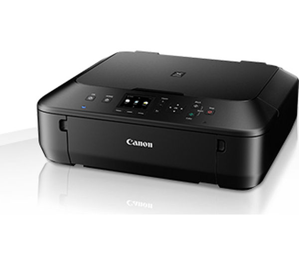 how to connect to canon pixma wireless printer