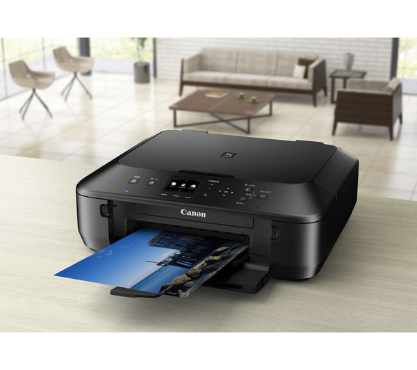 canon pixma mg5650 all in one wireless inkjet printer pgi 550xl cli 551 cyan magenta yellow. Black Bedroom Furniture Sets. Home Design Ideas