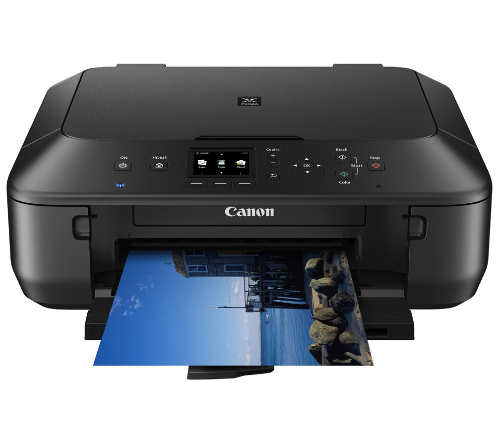 Printer: CANON PIXMA MG5650 All-in-One Wireless Inkjet Printer