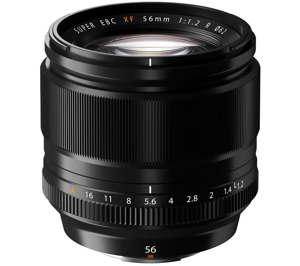 FUJIFILM Fujinon XF 56 mm f/1.2 IF Standard Lens