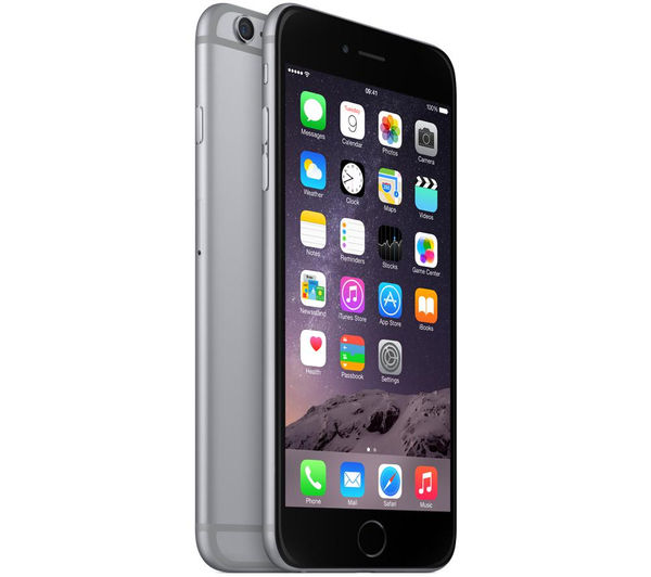 Apple iPhone 6 Plus (64GB, Grey) - PTA Approved