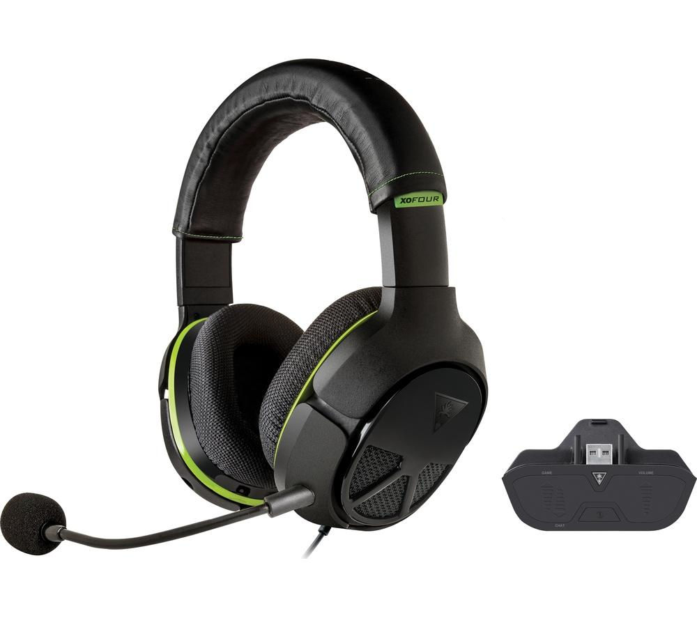 TURTLE BEACH Earforce XO Four Stealth 2.0 Gaming Headset