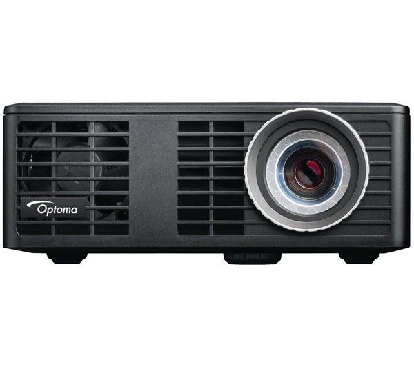 Optoma ml750e short throw portable projector deals pc world for Best compact projector reviews