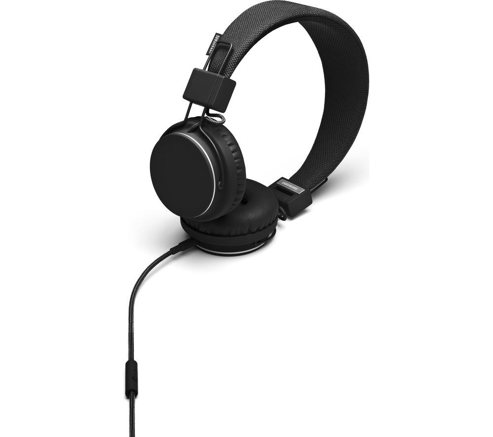 URBANEARS Plattan Headphones - Black
