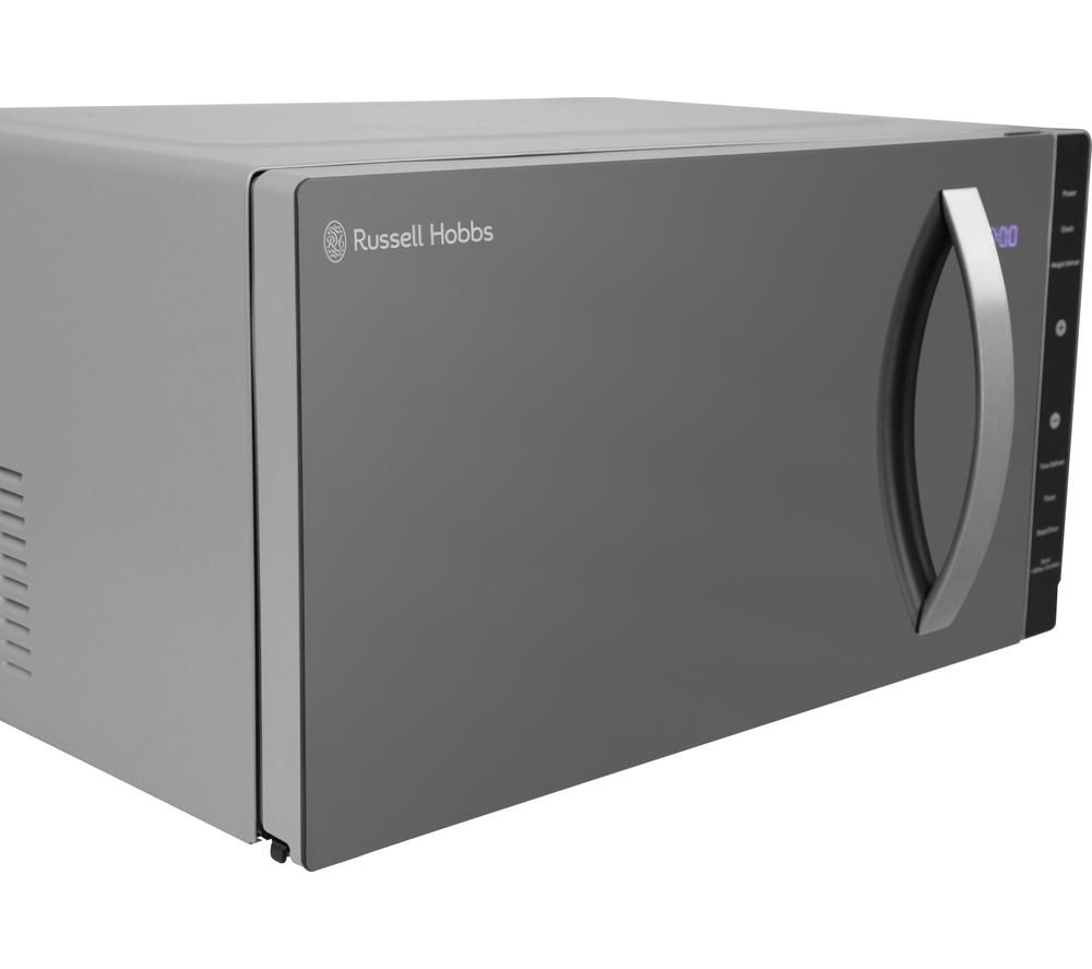 RUSSELL HOBBS  RHFM2363S Solo Microwave  Silver Silver