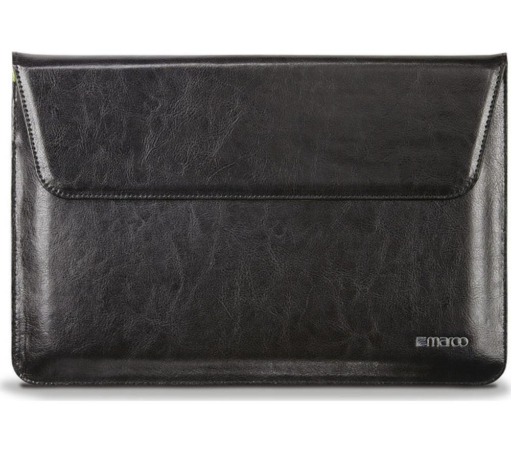 MAROO Executive Surface 3 Leather Case - Black