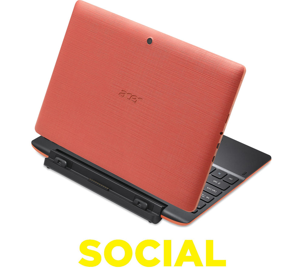 acer aspire switch 10 1 2 in 1 red deals pc world. Black Bedroom Furniture Sets. Home Design Ideas