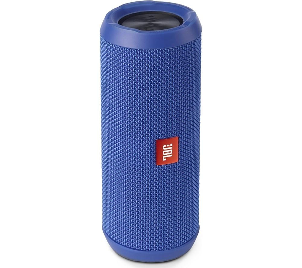Click to view more of JBL  Flip 3 Portable Wireless Speaker - Blue, Blue