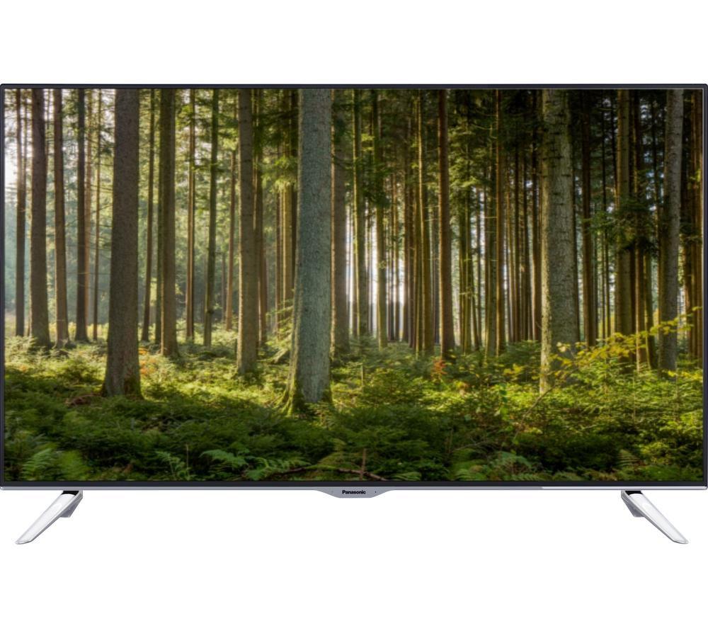 """Image of 40"""" Panasonic VIERA TX-40CX400B Smart 3D Ultra HD 4k LED TVPanasonic TX40CX400B"""