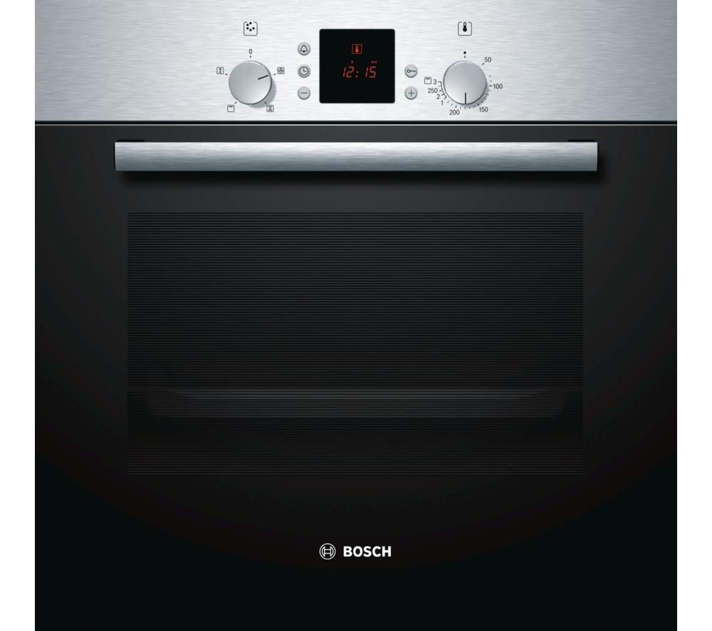 BOSCH  HBN331E3B Electric Oven  Stainless Steel Stainless Steel