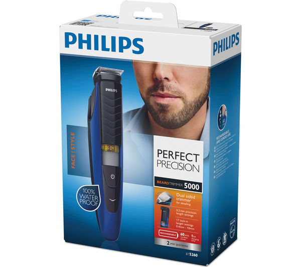 buy philips bt5262 13 beard trimmer free delivery currys. Black Bedroom Furniture Sets. Home Design Ideas