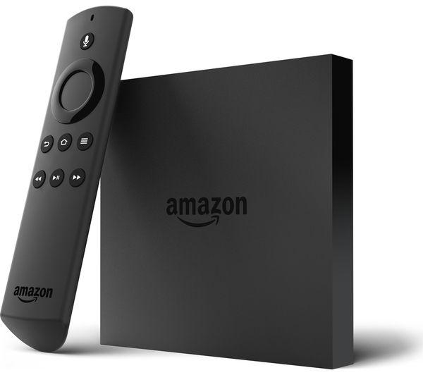 Image of AMAZON Fire TV 4K Smart Box - 8 GB