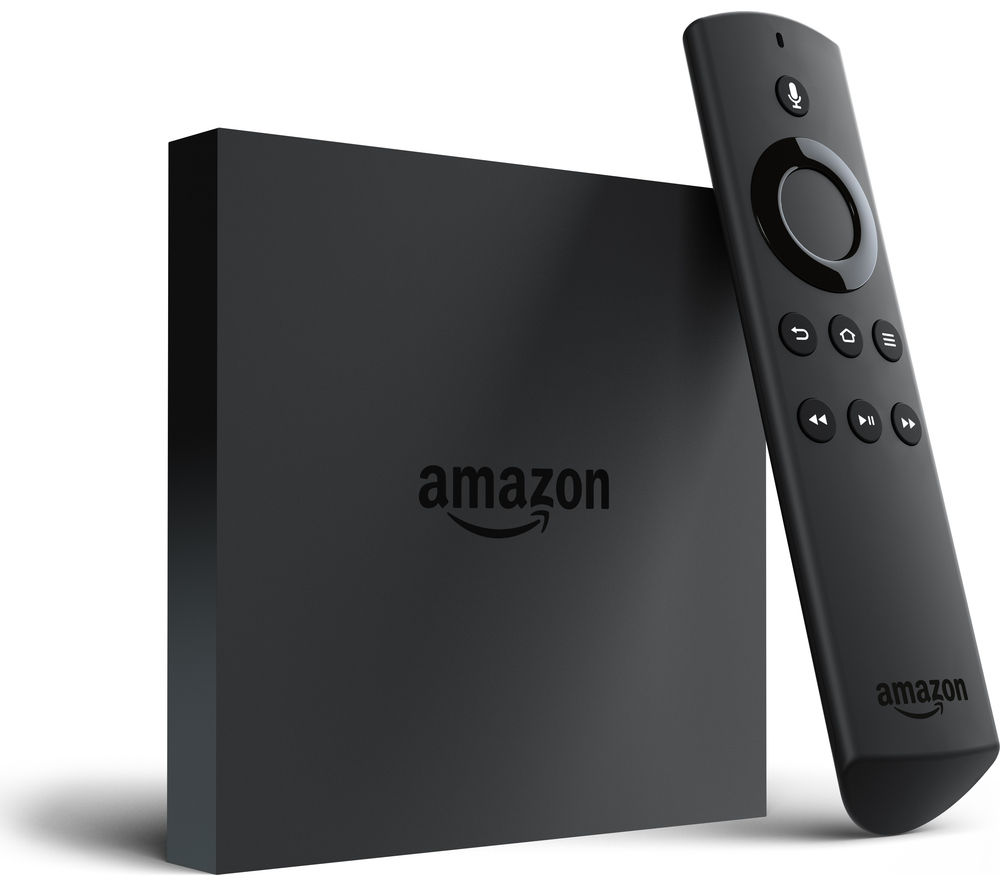 AMAZON Fire TV 4K Smart Box - 8 GB