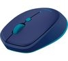 LOGITECH M535 Wireless Optical Mouse - Blue