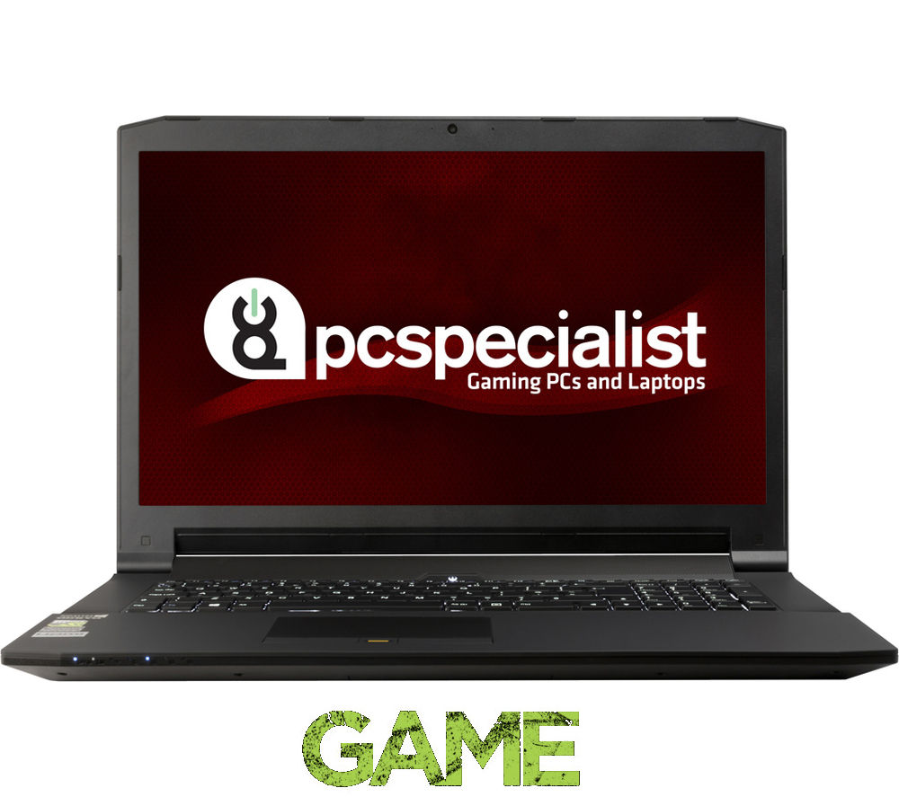 "PC SPECIALIST Optimus VII 17.3"" Gaming Laptop - Black"