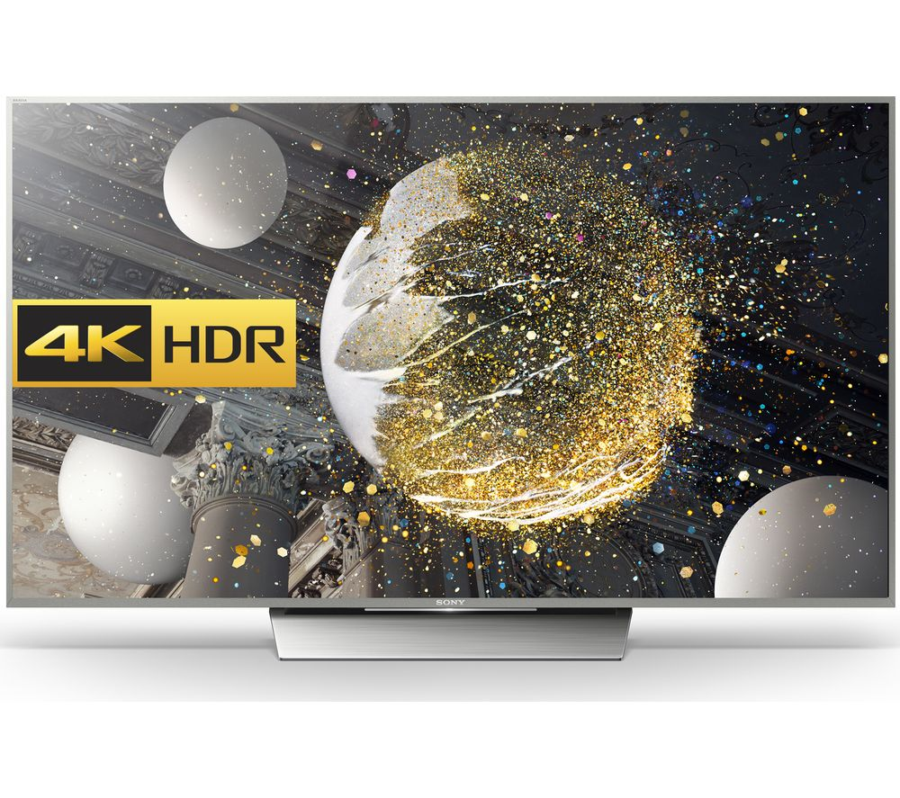 "Image of 55"" SONY BRAVIA KD55XD8577SU Smart 4k Ultra HD HDR LED TV"