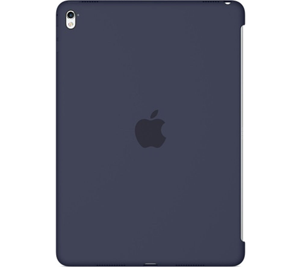 apple silicone ipad pro 9 7 case midnight blue deals pc world. Black Bedroom Furniture Sets. Home Design Ideas