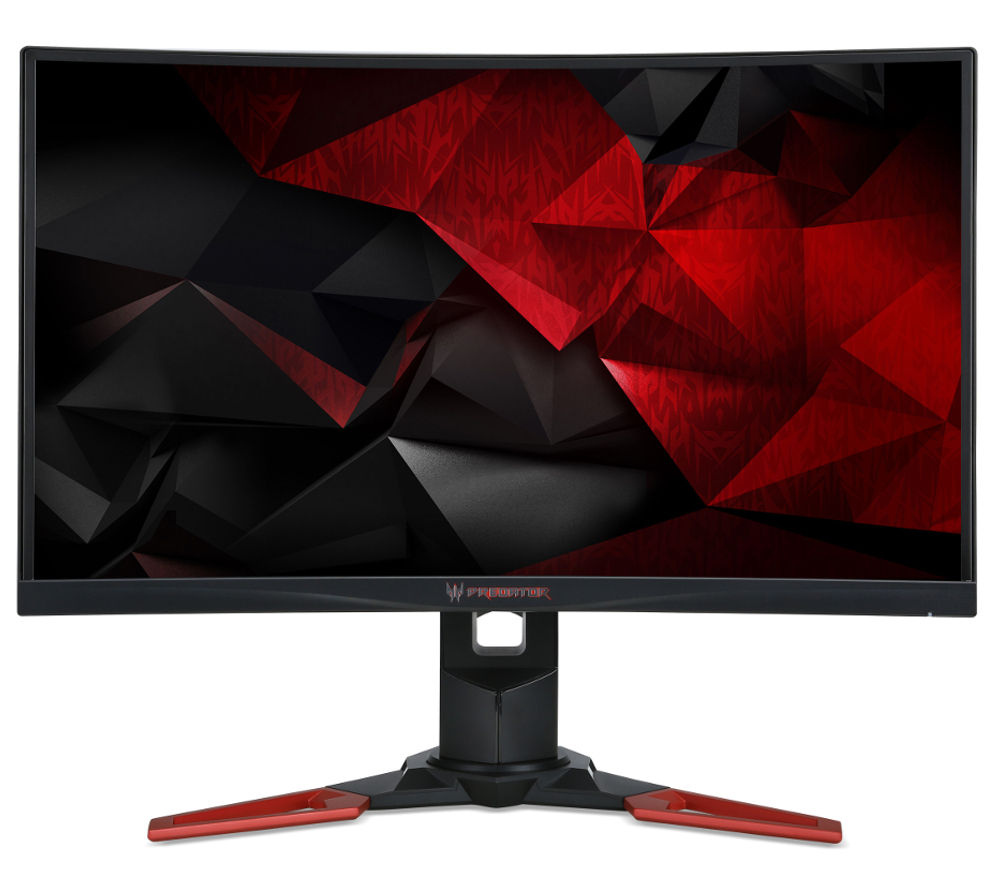 "ACER Predator Z271bmiphz Full HD 27"" Curved LED Monitor"