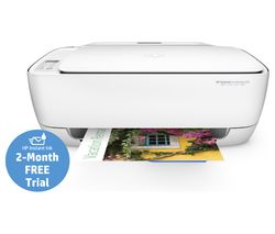HP Deskjet 3636 All-in-One Wireless Inkjet Printer