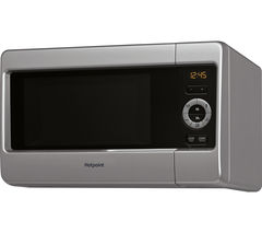 HOTPOINT HD Line MWH 2422 MS Microwave with Grill - Silver