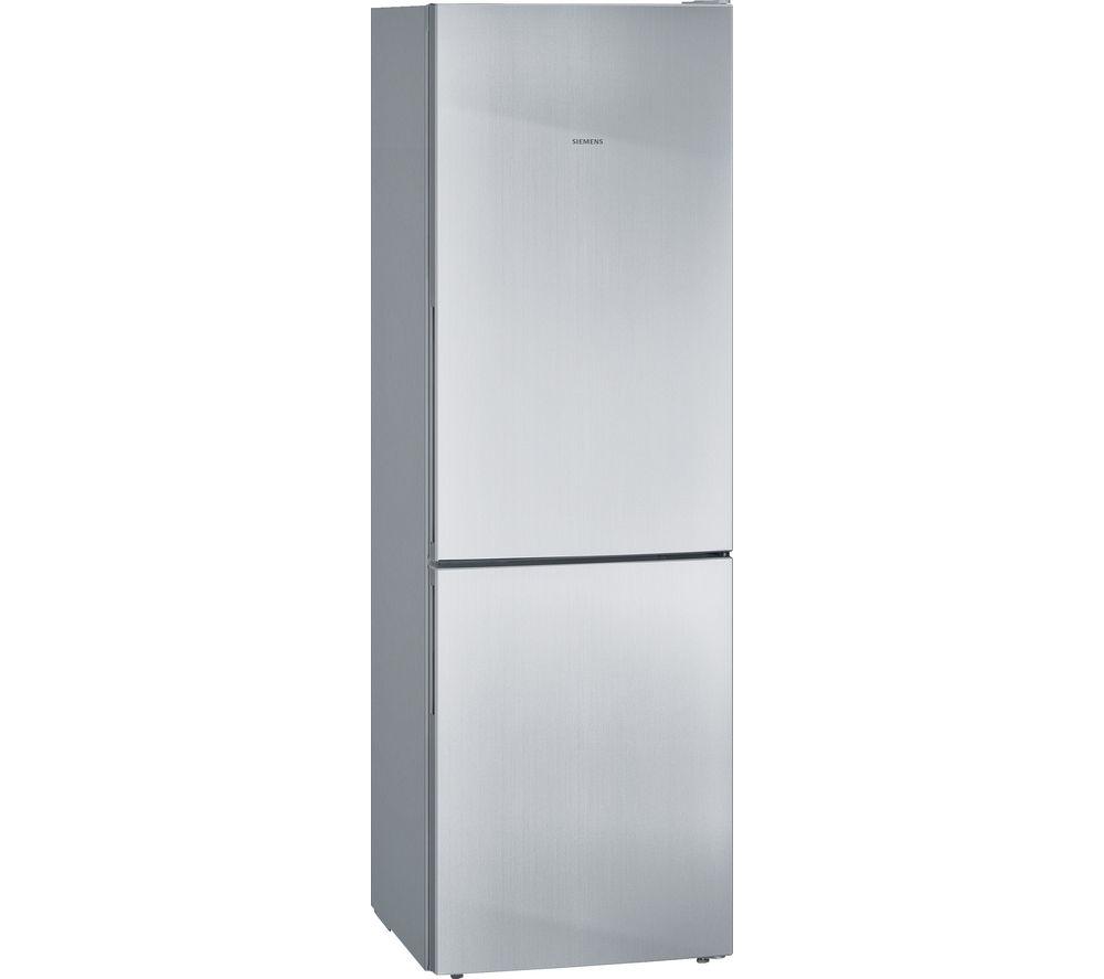 SIEMENS  KG36VVI32G Fridge Freezer  Chrome Stainless Steel Stainless Steel